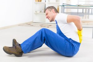 Accident at work claim guide