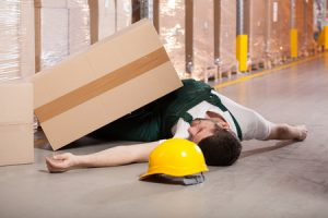 Injury Claim Against Employer In Factory