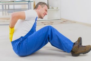 Back injury at work claims guide