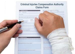 Criminal Injuries Compensation Authority claim