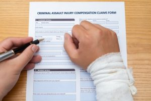 Assault compensation claim