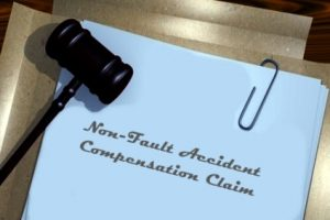 Claiming compensation for non-fault accident