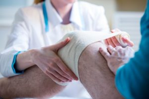 Knee injury compensation claims guide