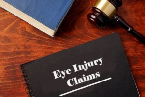 Making an eye injury claim
