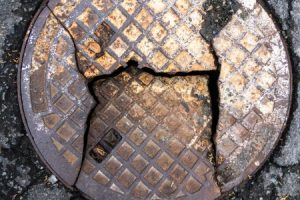 Manhole/drain cover accident claims guide