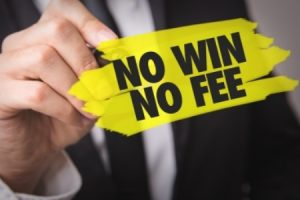 No Win No Fee compensation claim