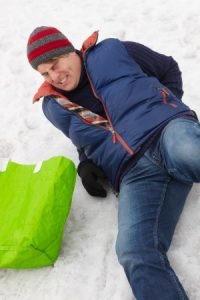 Slip and fall on ice compensation claims guide