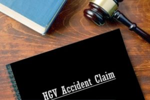 HGV accident claim
