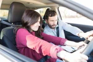 Driving lesson accident claims guide