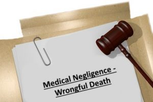 Medical negligence wrongful-death compensation claim guide
