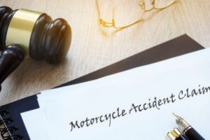 Motorcycle accident claims process