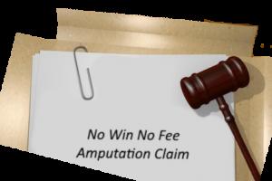 No win no fee amputation claimNo win no fee amputation claim