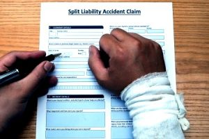 Split liability accident claims guide