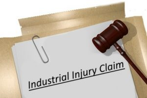 Industrial injury claims process