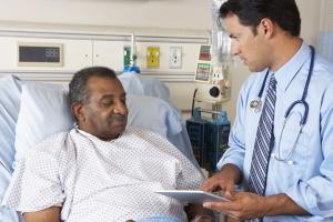 Punctured lung injury compensation