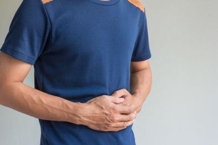 Digestive system injury compensation