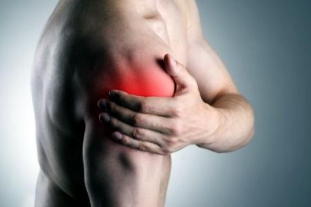 Frozen shoulder injury compensation
