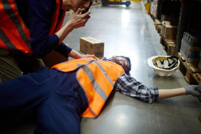 Could I make a workplace injury claim if I am not an employee guide