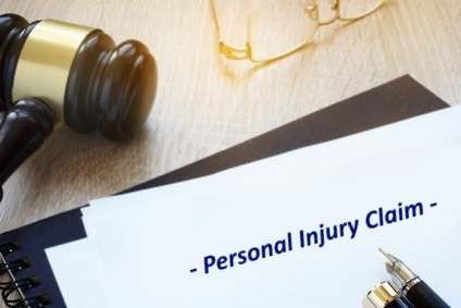 How to claim for an injury if you dont know who owns the land or property guide