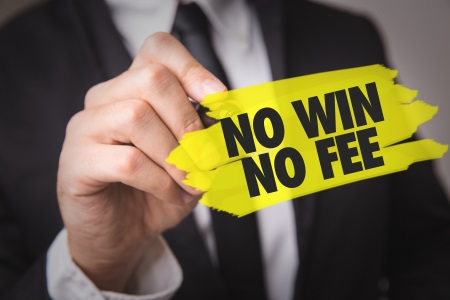 Why do injury solicitors charge a 25% success fee guide