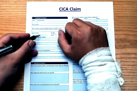Making a CICA claim with a criminal record guide